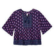 Arizona 3/4 Sleeve Blouse - Toddler