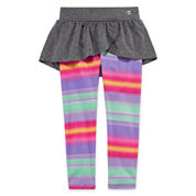 Champion Solid Knit Leggings - Preschool