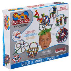 Zoob 100 Piece Inventors 100-pc. Interactive Toy - Unisex