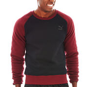 Puma® Camo Graphic Sweatshirt