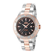 Invicta® Pro Diver Mens Two-Tone Stainless Steel Sport Watch 15168