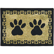PB Paws by Park B. Smith® Paw Border Tapestry Pet Mat