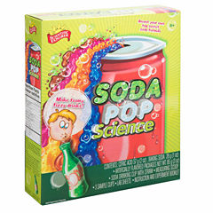Scientific Explorer Soda Pop Science 12-pc. Discovery Toy