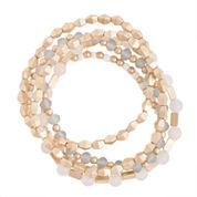 a.n.a Womens Multi Color Stretch Bracelet
