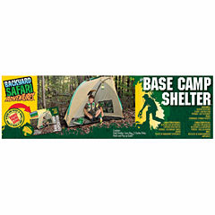 Backyard Safari Base Camp Shelter Unisex 3-pc. Dress Up Accessory