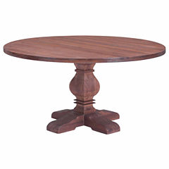 Zuo Modern Hastings Round Dining Table