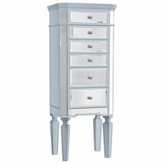 Kathy Ireland® Mirror Jewelry Armoire