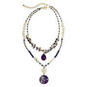 Aris by Treska Layered Necklace