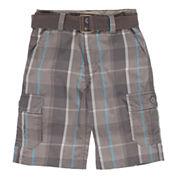 Levi's® Belted Cargo Shorts - Boys 8-20