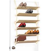 LYNK® Vela™ Over-the-Door Shoe Shelves