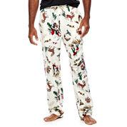 Stafford® Flannel Pajama Pants - Big & Tall