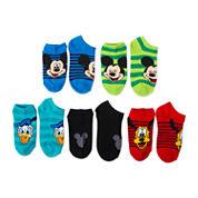 Boys 10-pc. Super Mario No Show Socks-Big Kid