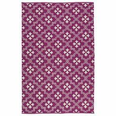 Kaleen Brisa Tiles Positive Rectangular Rugs