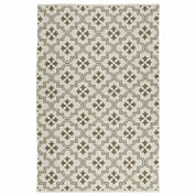 Kaleen Brisa Tiles Negative Rectangle Accent Rug