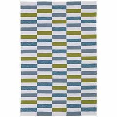 Kaleen Matira Stripe Hand Tufted Rectangular Rugs