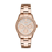 Relic Womens Rose Goldtone Bracelet Watch-Zr15874