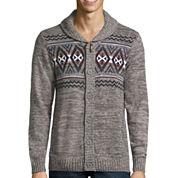 Silverlake Long Sleeve Sweater Knit Cardigan