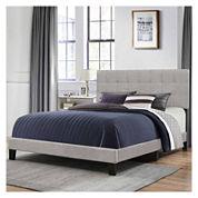Headboard Possibilities Daniella Upholstered Bed