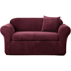 SURE FIT® Stretch Metro 2-pc. Sofa Slipcover