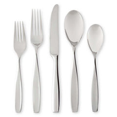 JCPenney Home™ Newport Mirror 20-pc. Flatware Set