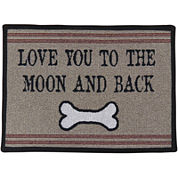 PB Paws by Park B. Smith® Love You Pet Mat