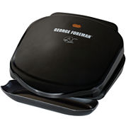 George Foreman® 2-Serving Classic Plate Grill