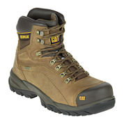 CAT® Diagnostic Hi Mens Leather Work Boots
