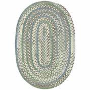 Colonial Mills® Charlestown Reversible Braided Oval Rug