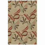 Kaleen Home And Porch Tropical Hand Tufted Rectangle Accent Rug
