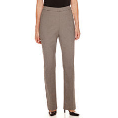 Briggs Pattern Pull-On Stretch Pants