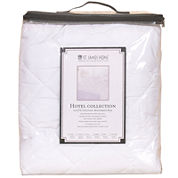 233TC Waterproof Mattress Pad