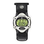 Timex® Expedition® Black Nylon Fast Strap Digital Watch T478529J