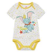 Disney Baby Collection Dumbo Bodysuit - Baby Girls newborn-24m