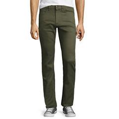 Akademiks® Shady Slim-Fit Stretch Twill Pants