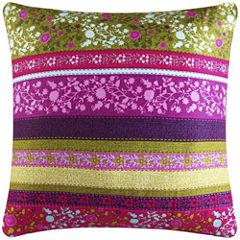 Q by Queen Street® Laurel Square Decorative Pillow
