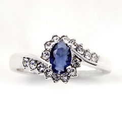 Sparkle Allure Cocktail Ring