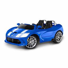 KidTrax Dodge Viper SRT 12V Electric Ride-on