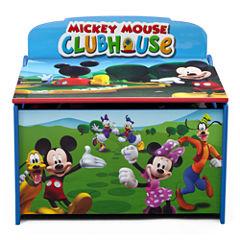 Disney Mickey Deluxe Toy Box