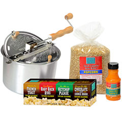Original Whirley Pop™ Popcorn Party Set
