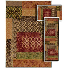 Covington Home Benton Calla 3-pc. Rug Set