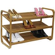 Oceanstar ® 3-Tier Bamboo Shoe Rack