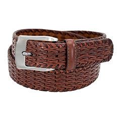 Stacy Adams® Braided Leather Belt