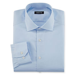 Claiborne® Wrinkle-Free Dobby Dress Shirt - Big & Tall