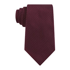 Stafford® Neat Solid Silk Tie