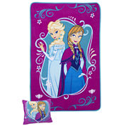 Disney Frozen Pillow and Blanket Set