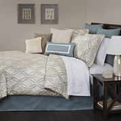 Marquis by Waterford® Doral 4-pc. Comforter Set