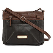 Rosetti Triple Play Scout Mini Crossbody Handbag