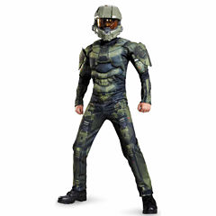 Halo Master Chief 2-pc. Dress Up Costume