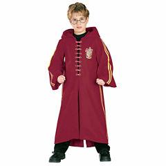 Harry Potter  Quidditch Robe Super Deluxe Child Costume