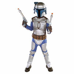 Star Wars Jango Fett Deluxe Child Costume - Small(4-6)